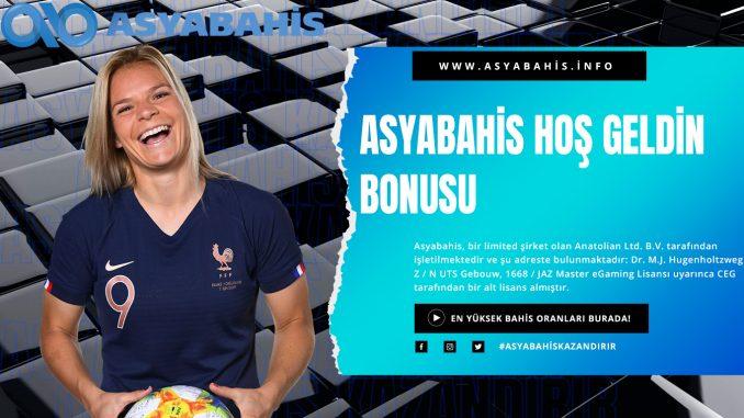 Asyabahis Hoş geldin Bonusu